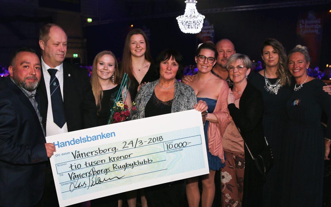 Var med och nominera årets evenemang på Vänersborgsgalan